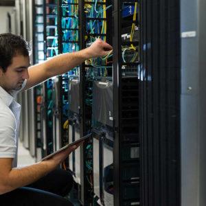 Настройка и модернизация серверов в Московской области