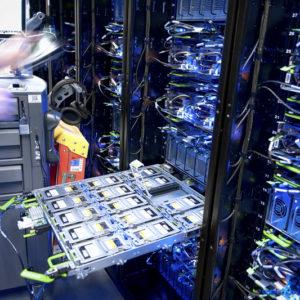 Модернизация серверов в Москве и МО