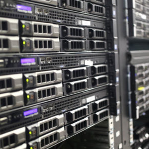 Настройка серверов в Москве