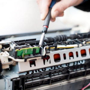 Диагностика и ремонт принтер в москве