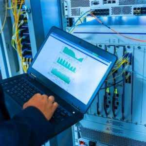 Обслуживание сетевого оборудования